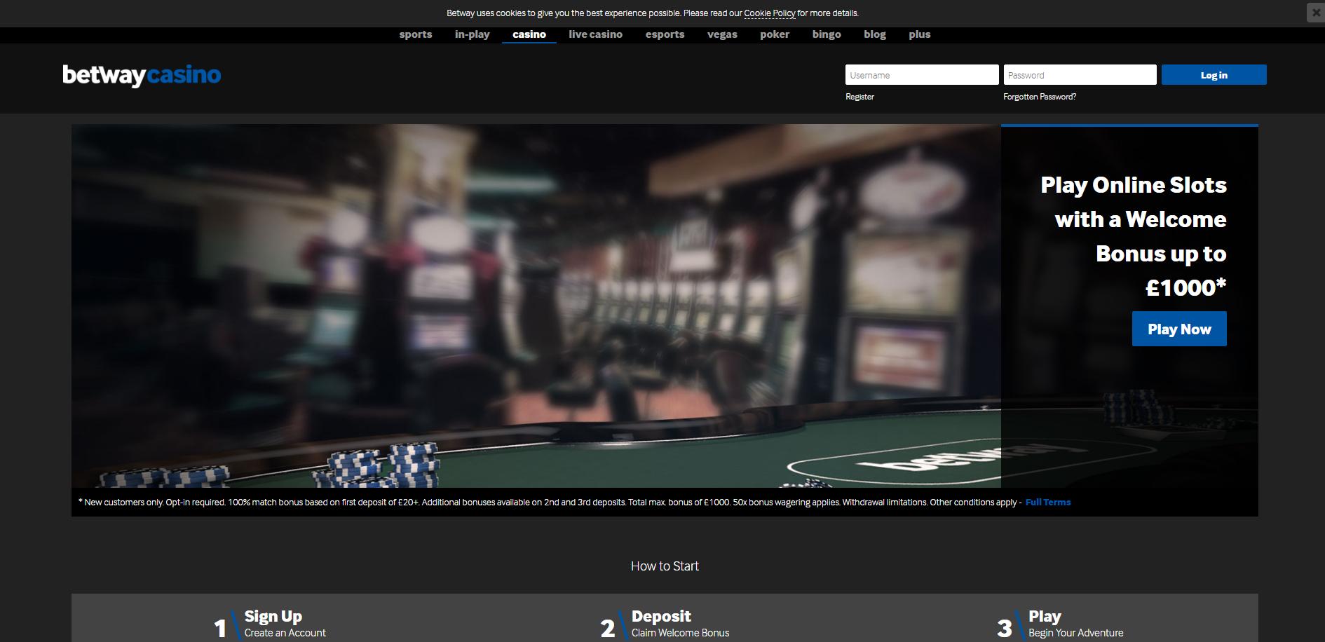 Betway-casino-online
