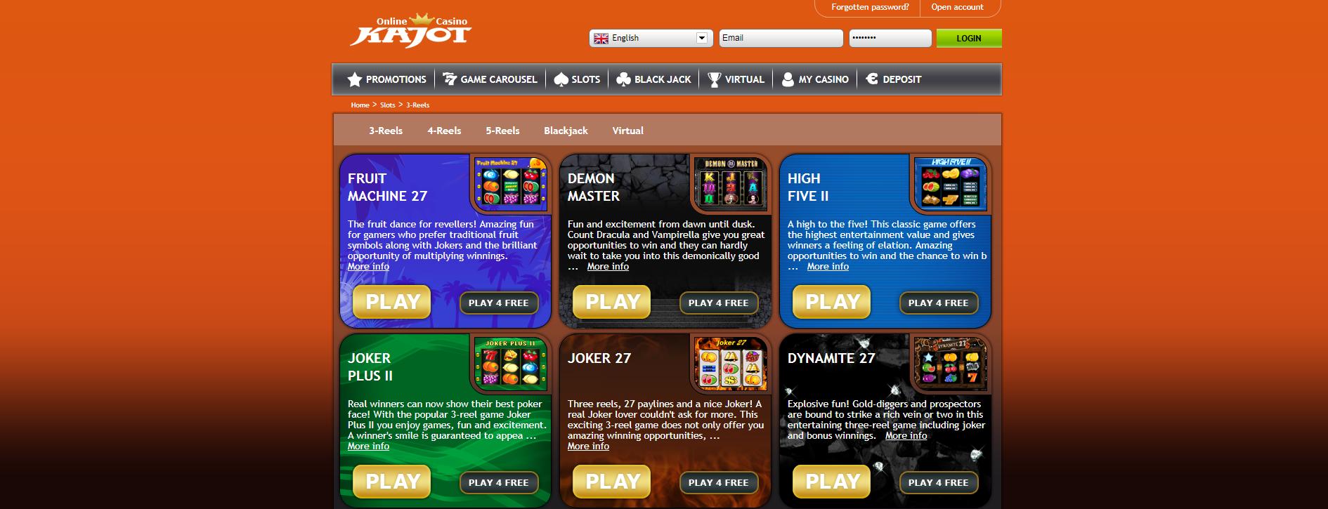 Kajot-Casino-Online-Games