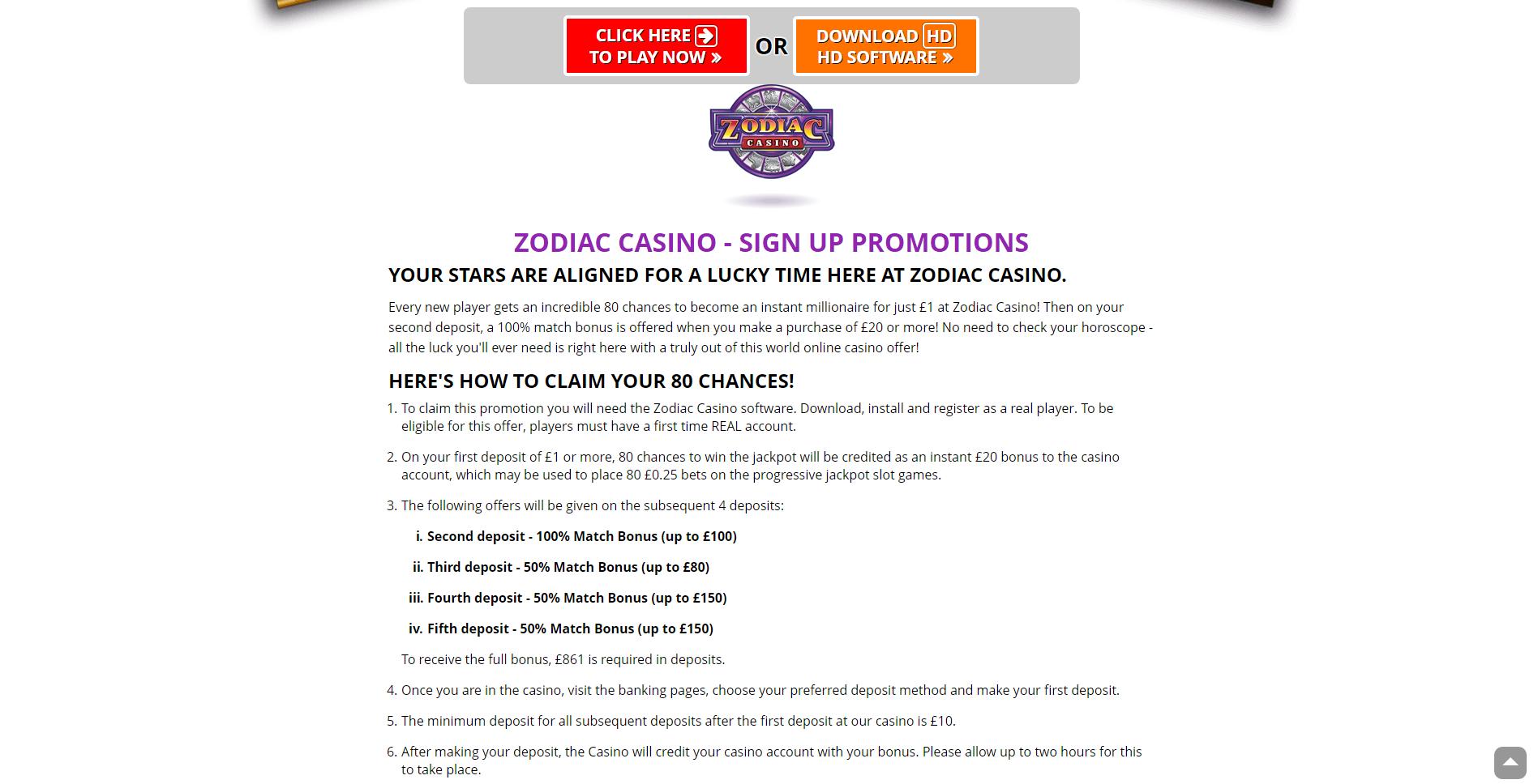 Zodiac-Casino-Bonus
